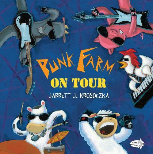 Punk Farm On Tour (Paperback)