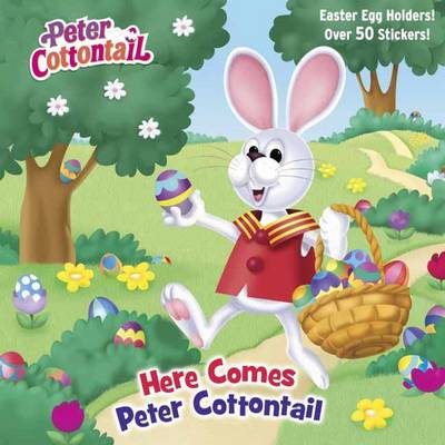 Here Comes Peter Cottontail (Paperback)
