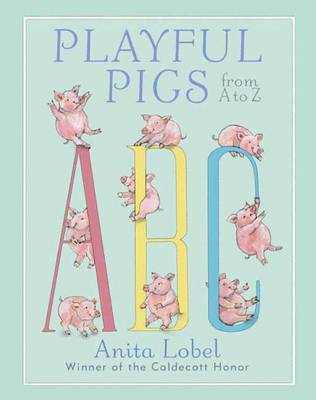 Playful Pigs From A To Z (Hardback)