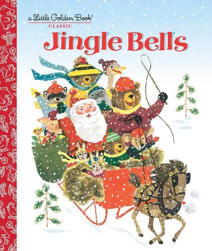 Jingle Bells - Little Golden Book (Hardback)