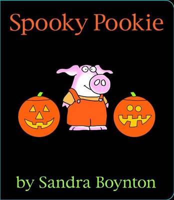 Spooky Pookie (Board book)