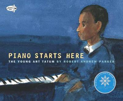 Piano Starts Here (Paperback)
