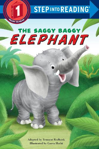 The Saggy Baggy Elephant Step into Reading Lvl 1 (Paperback)