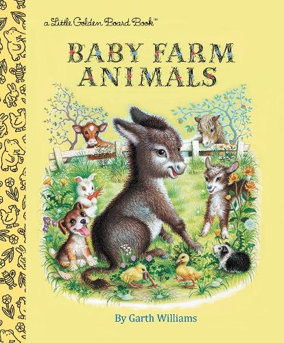 LGB Baby Animals (Board book)