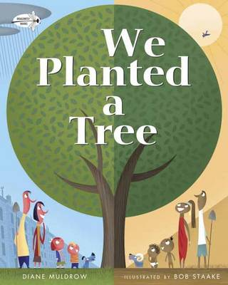 We Planted A Tree (Paperback)