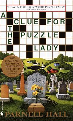A Clue for the Puzzle Lady (Paperback)