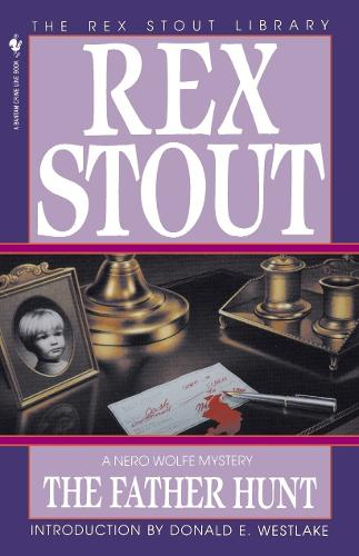 The Father Hunt - Nero Wolfe Mysteries (Paperback) (Paperback)