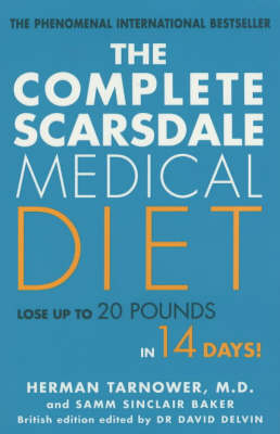The Complete Scarsdale Medical Diet (Paperback)