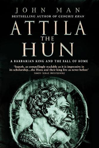 Attila The Hun (Paperback)
