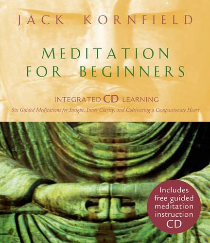 Meditation For Beginners (Hardback)