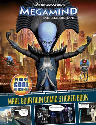 Megamind: Sticker Storybook - Megamind 3 (Paperback)