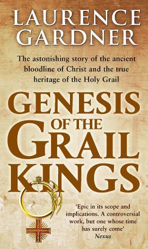 Genesis Of The Grail Kings (Paperback)