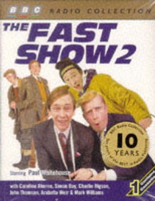Cover of the book, The Fast Show 2.