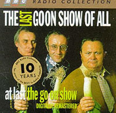 The Goon Show: The Last Goon Show of All (CD-Audio)