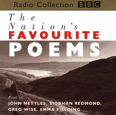 The Nation's Favourite Poems (CD-Audio)