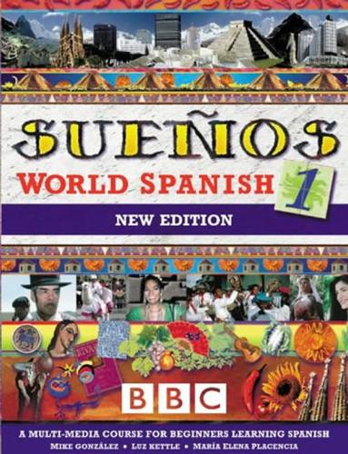 SUENOS WORLD SPANISH 1 COURSEBOOK NEW EDITION - SueA+/-os (Paperback)