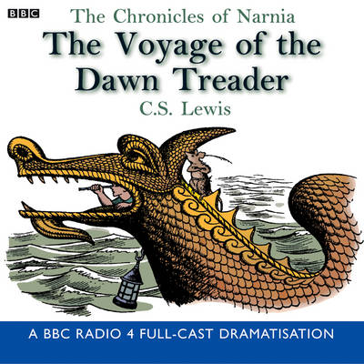 The Chronicles Of Narnia: The Voyage Of The Dawn Treader (CD-Audio)