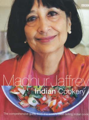 Madhur Jaffrey's Indian Cookery (Hardback)