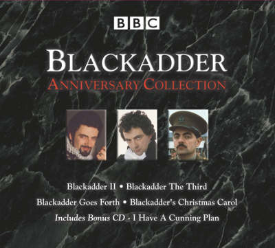 Blackadder Anniversary Collection (CD-Audio)