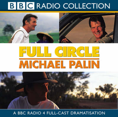 Full Circle: A Pacific Journey with Michael Palin (CD-Audio)