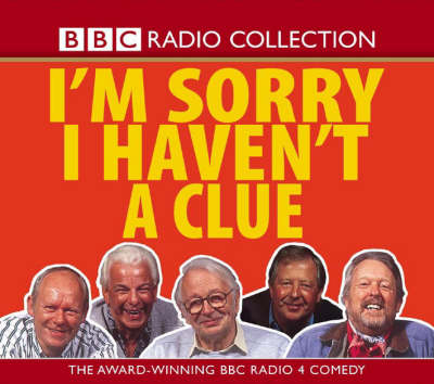 I'm Sorry I Haven't a Clue: Collection 2 - BBC Radio Collection (CD-Audio)