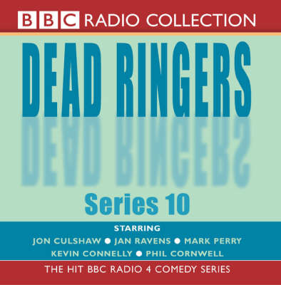 """Dead Ringers"": Series 10 - BBC Radio Collection (CD-Audio)"