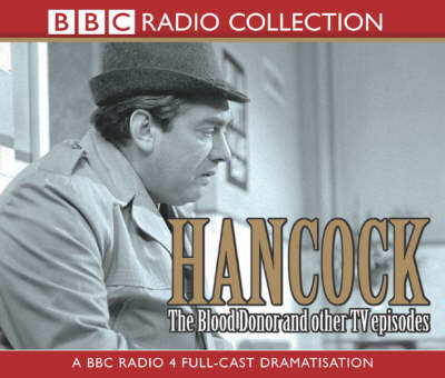 Hancock: The Blood Donor and Other TV Episodes (CD-Audio)