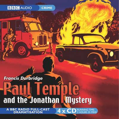 Paul Temple And The Jonathan Mystery (CD-Audio)