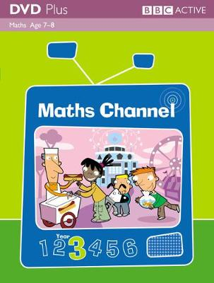 Maths Channel Year 3 DVD Plus - Maths Channel