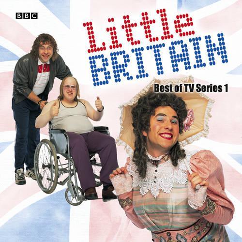 """Little Britain"", Best of TV: Series 1 (CD-Audio)"