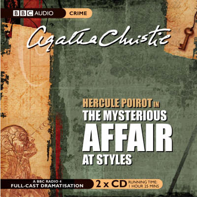 The Mysterious Affair At Styles (CD-Audio)