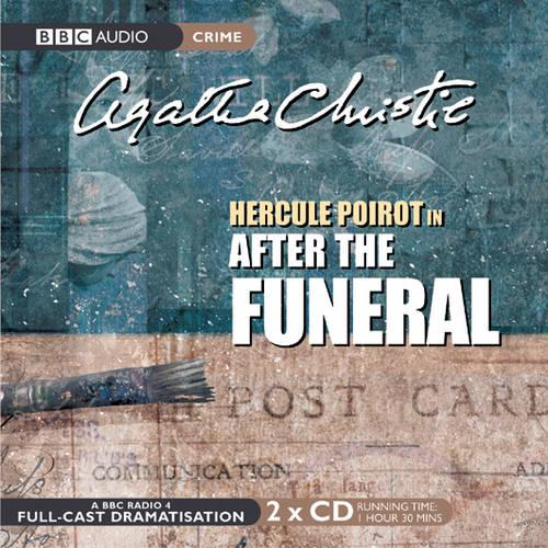 Hercule Poirot in: After The Funeral (CD-Audio)