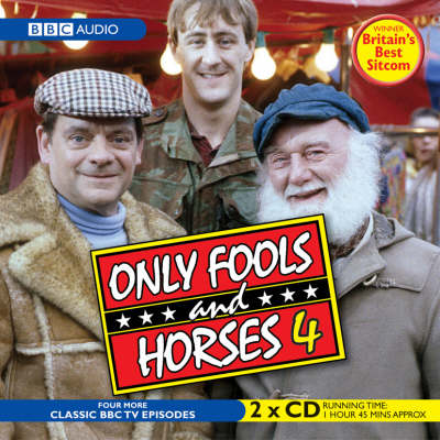 Only Fools and Horses: v. 4 (CD-Audio)
