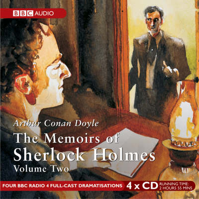 The Memoirs of Sherlock Holmes: v. 2 (CD-Audio)