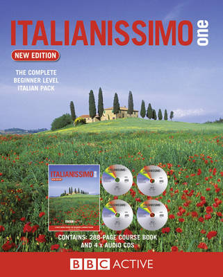 Italianissimo Beginners' New Edition Language Pack with Cds - Italianissimo