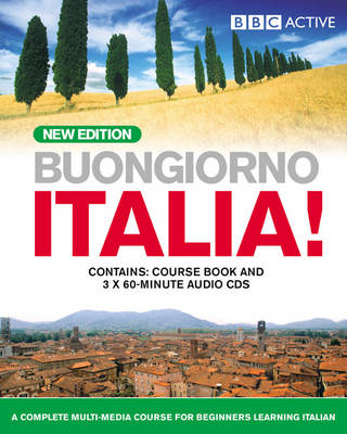 Cover Buongiorno Italia! CD Language Pack - Buongiorno Italia