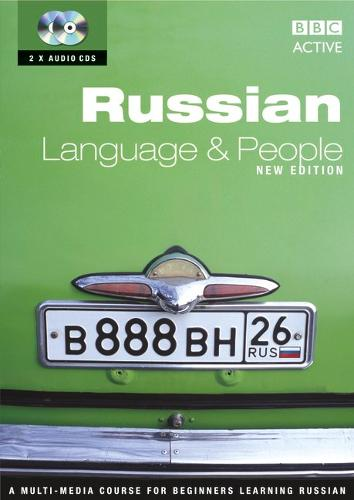 RUSSIAN LANGUAGE AND PEOPLE CD 1-2 (NEW EDITION) - Language and People (CD-Audio)