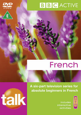Cover TALK FRENCH DVD - Talk