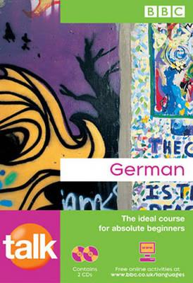 Talk German (book and CD) - Talk
