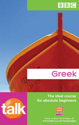 Talk Greek: Coursebook - Talk (Paperback)