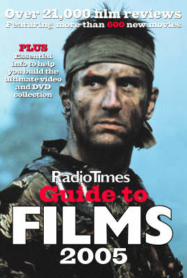 """Radio Times"" Guide to Films 2005 (Paperback)"