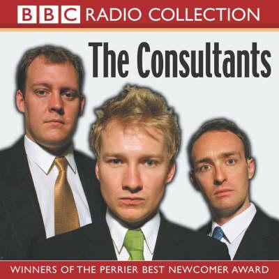 The Consultants (CD-Audio)