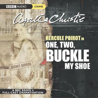 One, Two Buckle My Shoe (CD-Audio)