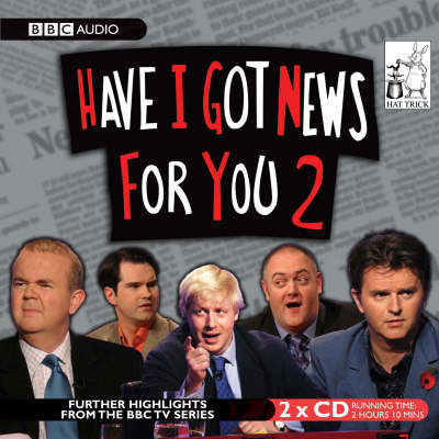"""""""Have I Got News for You"""": No. 2 (CD-Audio)"""