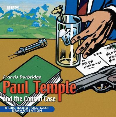 Paul Temple And The Conrad Case (CD-Audio)