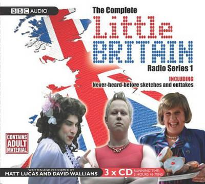 Little Britain: The Complete Radio Series 1 (CD-Audio)