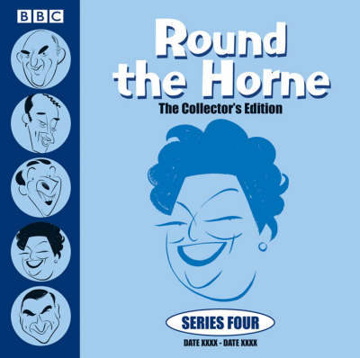 """Round the Horne"": Series 4 (CD-Audio)"