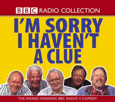 I'm Sorry I Haven't a Clue: Collection 1 - BBC Radio Collection (CD-Audio)