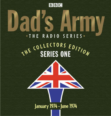 Dad's Army: Collector's Editon Series 1 - BBC Radio Collection (CD-Audio)