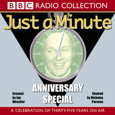 Just a Minute: Anniversary Special - BBC Radio Collection (CD-Audio)